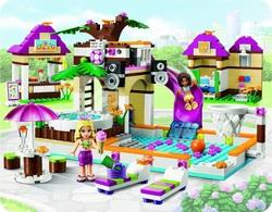 Heartlake city pool lego playset 41008 dream toys for christmas
